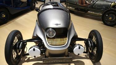 Morgan EV3 - Geneva 2016 - front