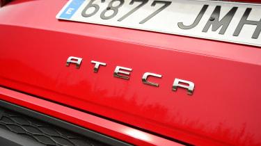 SEAT Ateca - badge