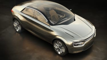 Imagine by Kia concept - front above