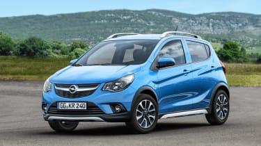 Opel Karl Rocks crossover static