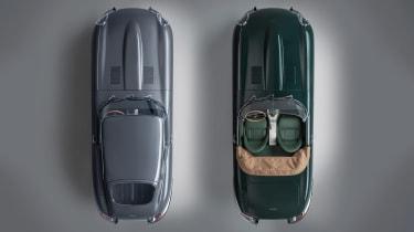 Jaguar E-Type 60 Collection - above