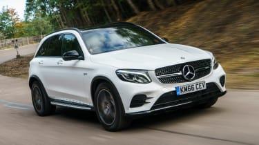 Mercedes-AMG GLC 43 4MATIC - front