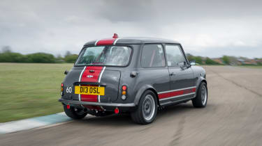 David Brown Automotive Oselli Mini - rear