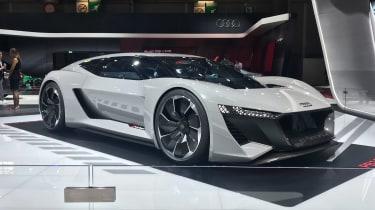 Audi PB 18 Paris