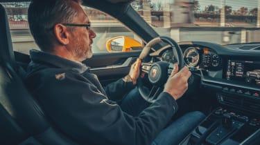 Porsche 911 - John Barker
