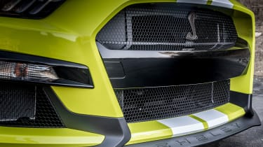 Ford Mustang Shelby GT500 - grille