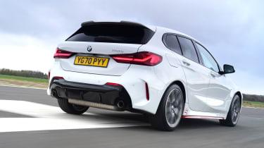 BMW 128ti - rear