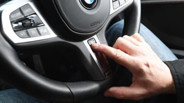 BMW 118i M Sport long termer - second report heated steering wheel