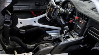 Porsche 911 GT2 RS Clubsport - interior