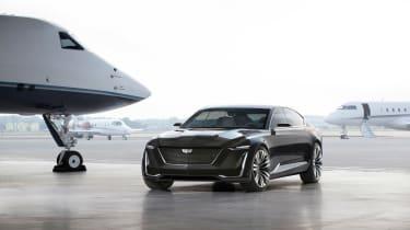 Cadillac Escala concept - front three quarter