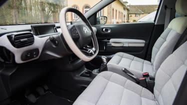 Citroen Advanced Comfort Concept 2017 - interior
