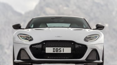 Aston Martin DBS Superleggera - front