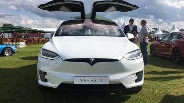 Salon Prive 2017 - Tesla Model X