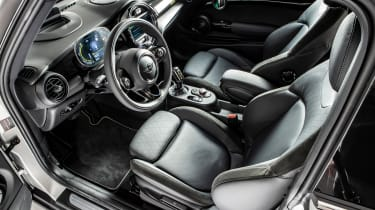 MINI Electric - interior