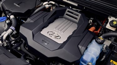 Hyundai Ioniq Electric - engine