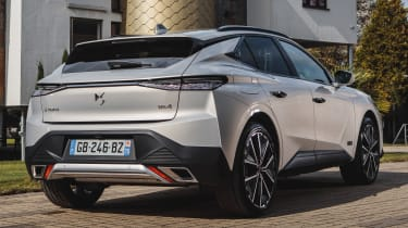 DS 4 - rear static