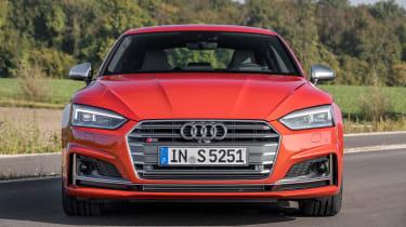 Audi S5 Sportback - full front