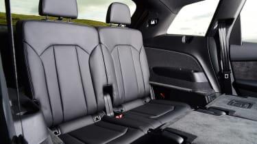 Audi Q7 - back seats