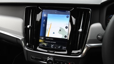 Volvo S90 - Navigation