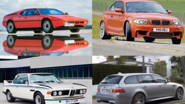 Best BMW M cars
