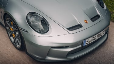 Porsche 911 GT3 Touring Package - front detail
