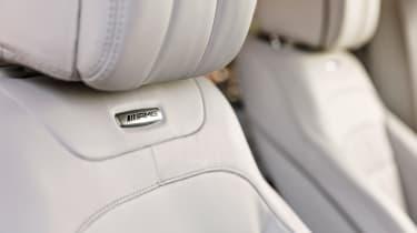 New Mercedes-AMG G 63 - seats