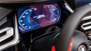 BMW Concept Z4 - dials