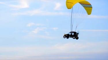 The Maverick Flying Car
