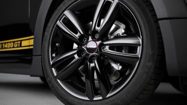 MINI 1499 GT - wheel
