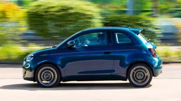 Fiat 500 - side