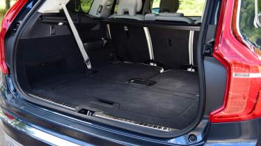 Volvo XC90 -  boot