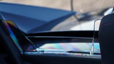 Mazda MX-5 RF 2017 1.5 UK - wind deflector