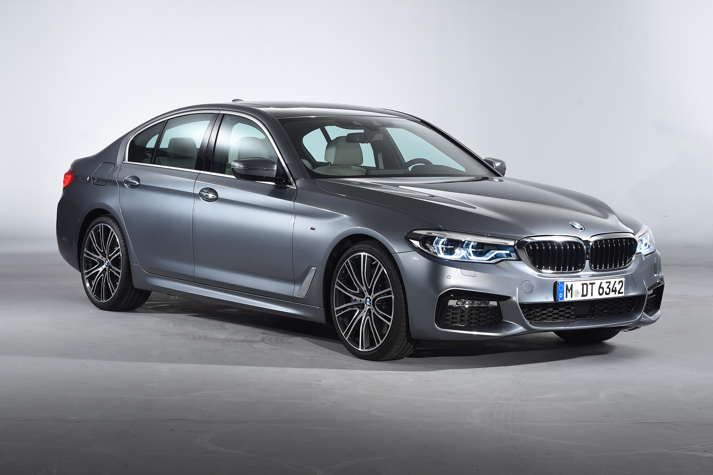 New Bmw 5 Series 2017 Pricing And Specs Announced Auto Express