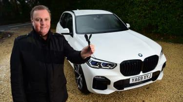 BMW X5 xDrive 45e - Steve Fowler