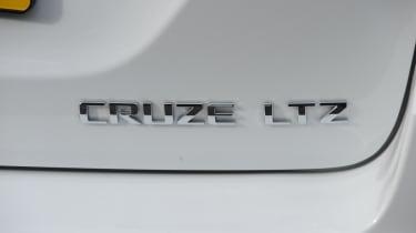 Chevrolet Cruze SW badge