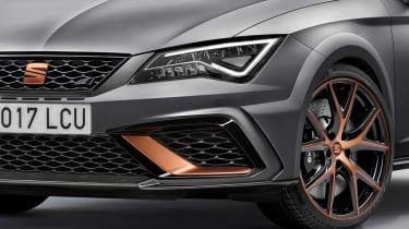 SEAT Leon Cupra R - front detail
