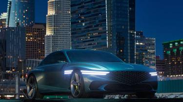 Genesis X Concept - front