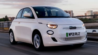 Fiat 500 Action - front
