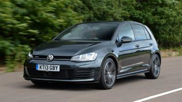 Volkswagen Golf GTD front