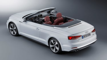 New Audi A5 Cabriolet 2017 high