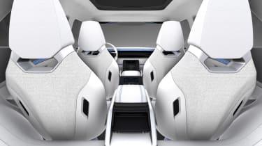 SsangYong e-SIV concept - seats