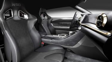 Nissan GT-R50 by Italdesign - dash