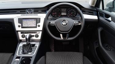 Volkswagen Passat dash