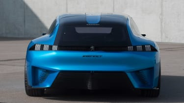 Peugeot Instinct Concept - full rear