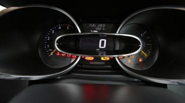 Used Renault Clio - dials