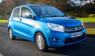 Suzuki Celerio - The best new cars for under £100 per month