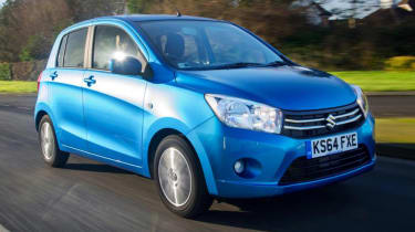 Suzuki Celerio - The best new cars for under £100 per month