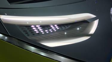 Volkswagen I.D. Buzz - show headlight