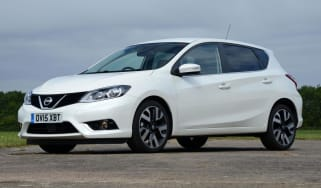 Used Nissan Pulsar - front