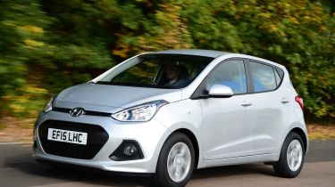 Best first cars for new drivers - Hyundai i10